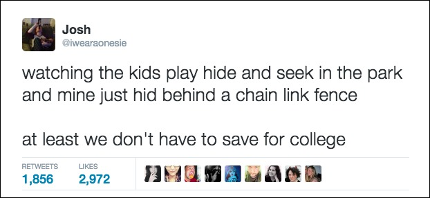 Funny parenting tweets 3