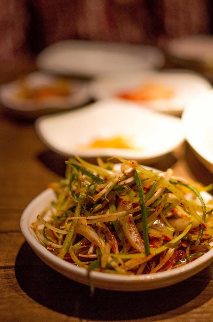 Hwaro BBQ Korean - Review - Little Bourke St