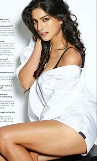 Sapna Pabi For FHM Magazine
