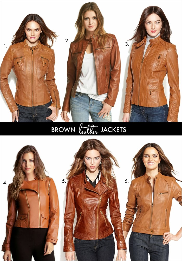 nordstrom, macys, bernardo, anne klein, bebe, cognac, whiskey, leather jacket, leather trend, fall, outerwear, what to wear fall, christmas gifts