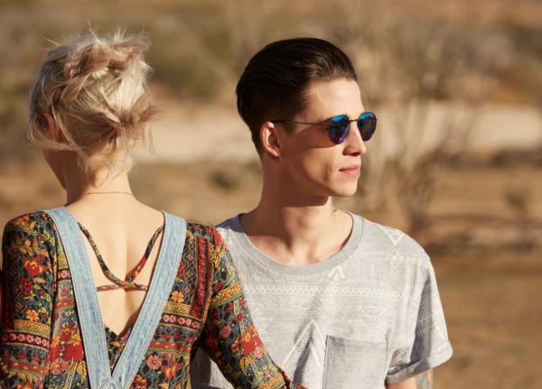 gafas de sol H&M festival Coachella colección