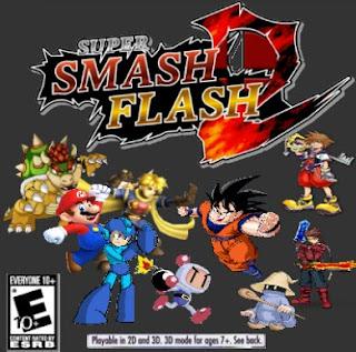 تحميل لعبة سوبر سماش فلاش 2 - تنزيل super smash flash 2