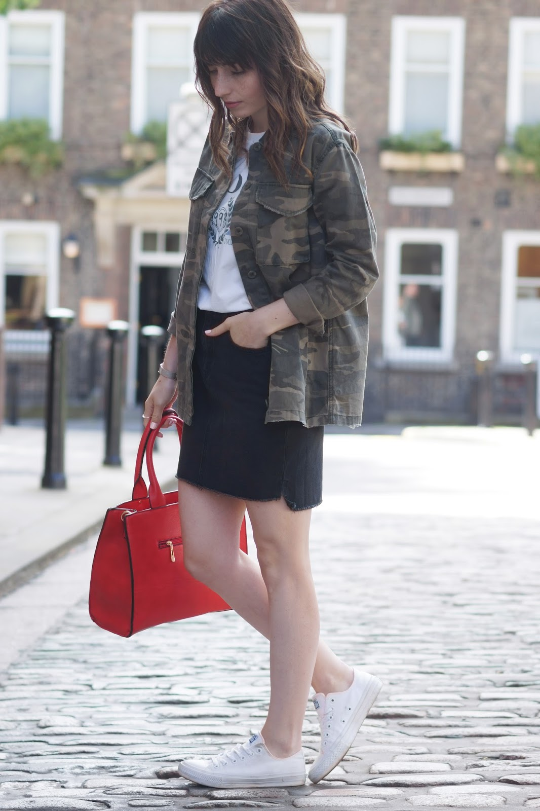 Hello Freckles Throwback 90s Trend Cornmill Shopping Centre Darlington Blogger Street Style