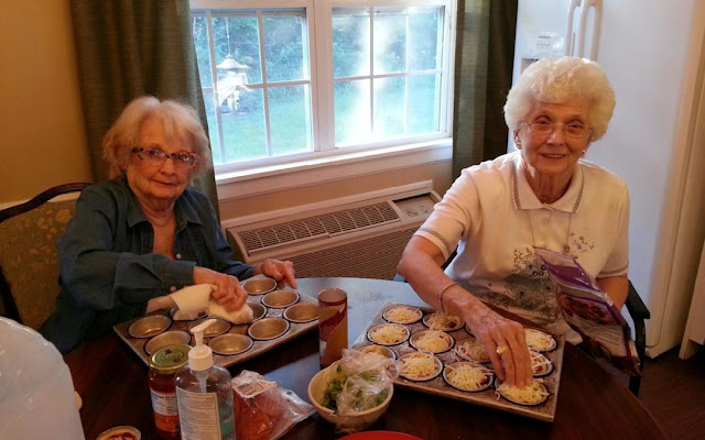 Cooking Classes And Cooking Therapy For Seniors - Palm Beach, Fort Lauderdale, Miami, Miami Beach Personal Chefs