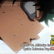 Boku no Hero Academia Season 3 Episode 01 Subtitle Indonesia