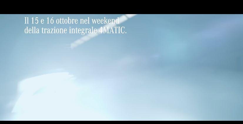 Attore pubblicità Mercedes GLC Coupè con chef - Spot Ottobre 2016