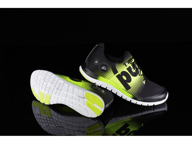 c5578ba5e2e9b4 Reebok ZPump Fusion Revolutionizes Running With New Custom Fit Technology  The Shoe That Adapts To You. New York