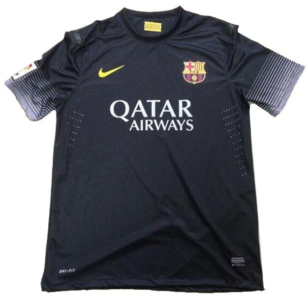 3df1410b241 Leaked  Official Fc Barcelona Kit For 2013 2014 - European Football ...