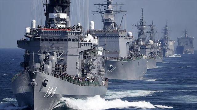 Japón coopera con EEUU para contener la amenaza de China