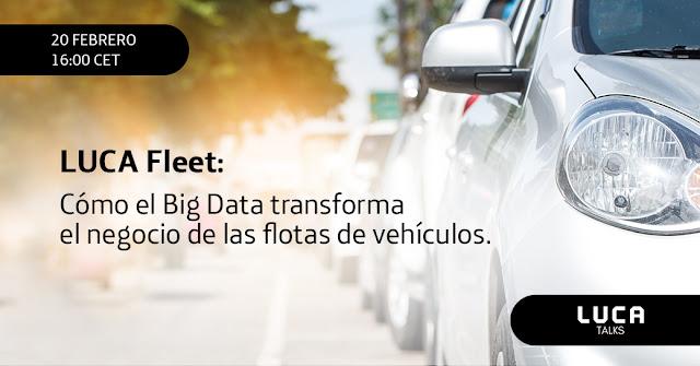 Cómo gestionar mejor las flotas de vehículos con herramientas Big Data