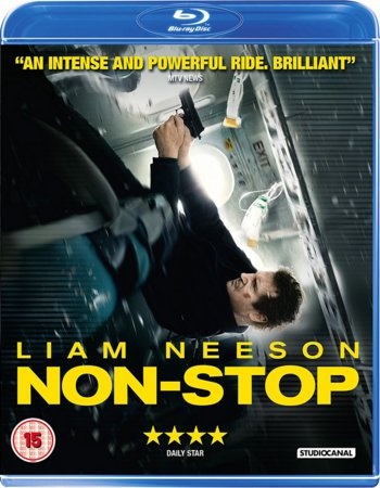 Non-Stop (2014) Dual Audio Hindi 720p BluRay x264 850MB ESubs