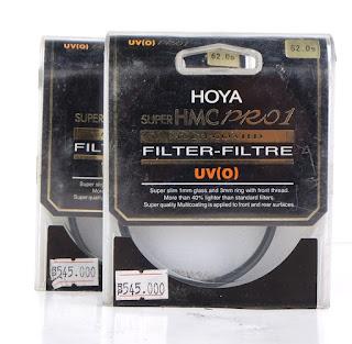 HOYA Super HMC Pro 1 UV(0) Multicoated