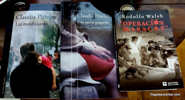 Livros de autores argentinos