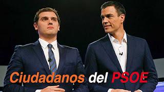 el villano arrinconado, humor, chistes, reir, satira, Ciudadanos, PSOE