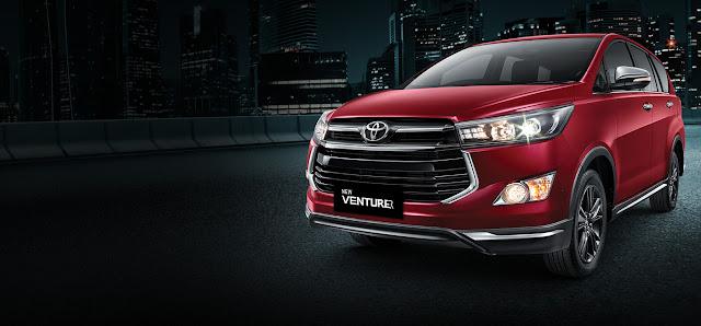 Inilah Harga Mobil Toyota Venturer Tahun 2018