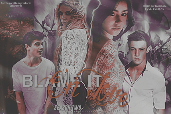 CF: Blame It On Love - Bela: Gilinskystalker & Dudi: Dallaswords