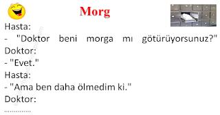 Morg - Doktor Hemşire Fıkraları - Komikler Burada
