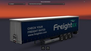 Krone Freightex Trailer
