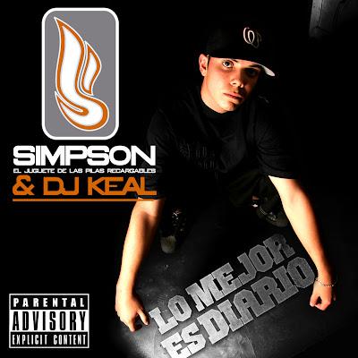 Simpson & Dj Keal - Lo mejor a diario