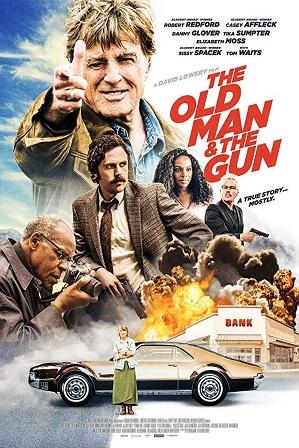 The Old Man & the Gun (2018) 250MB Full English Movie Download 480p HDRip thumbnail