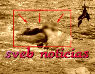 Hallan cuerpo sin vida en aguas del Río Blanco en los límites de Omealca y Cuichapa