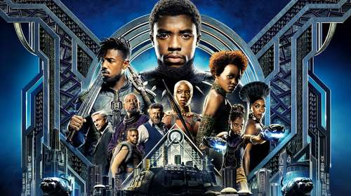 Black Panther 2018 Hindi Dubbed 350MB HDTS 480p