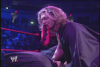 In the wwe sex ring
