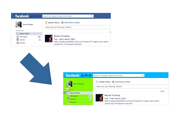 How To Create & Change Your Facebook Background Theme