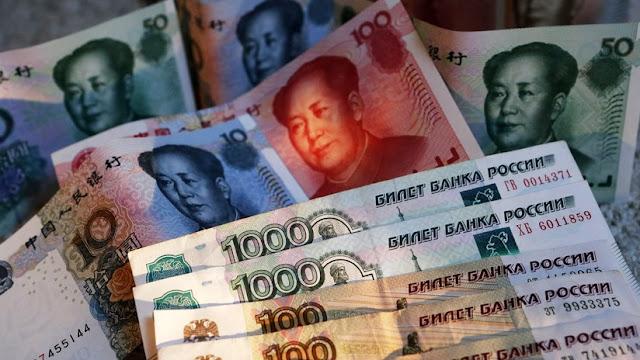 Rusia y China emplearán un nuevo sistema de pago para no usar dólares y esquivar sanciones de EE.UU.