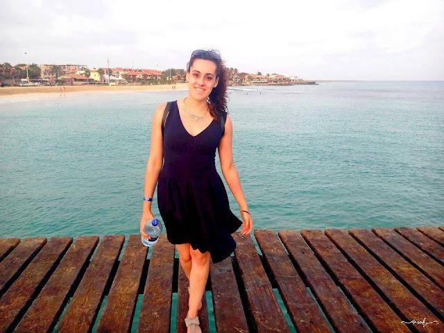 "A autora do ""Quizz Meraki : Que tipo de viajante és tu, blogger?"""
