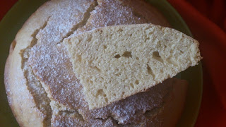 Vasilopita, Pan dulce de año nuevo griego o Pan de San Basilio. Receta Griega. Navidad. Pan con horno. Cuca