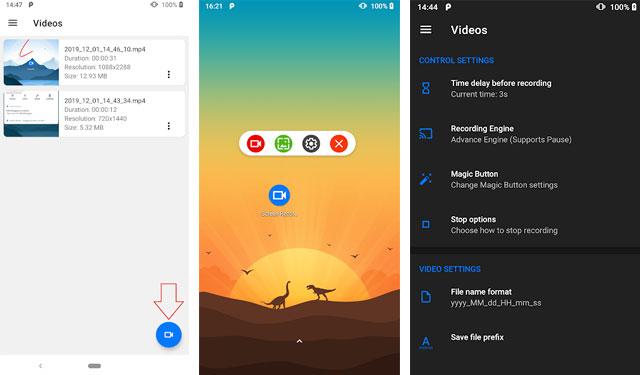 Screen Recorder No Ads Perekam Layar Android