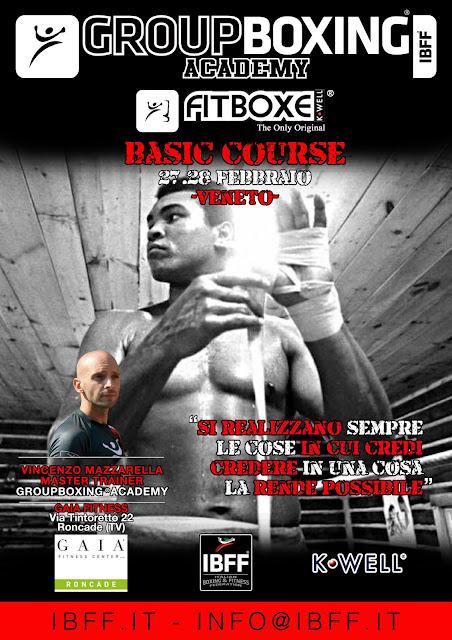 GB® FitBoxe® Basic- Veneto, 27.28 Febbraio 2016 a Roncade, Treviso