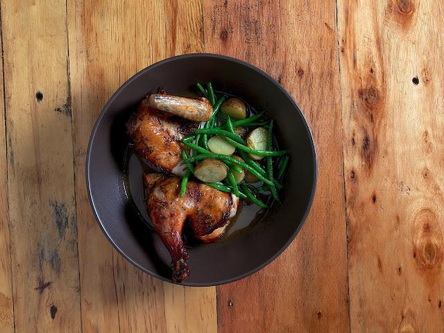 Roast Chicken Earth Kitchen