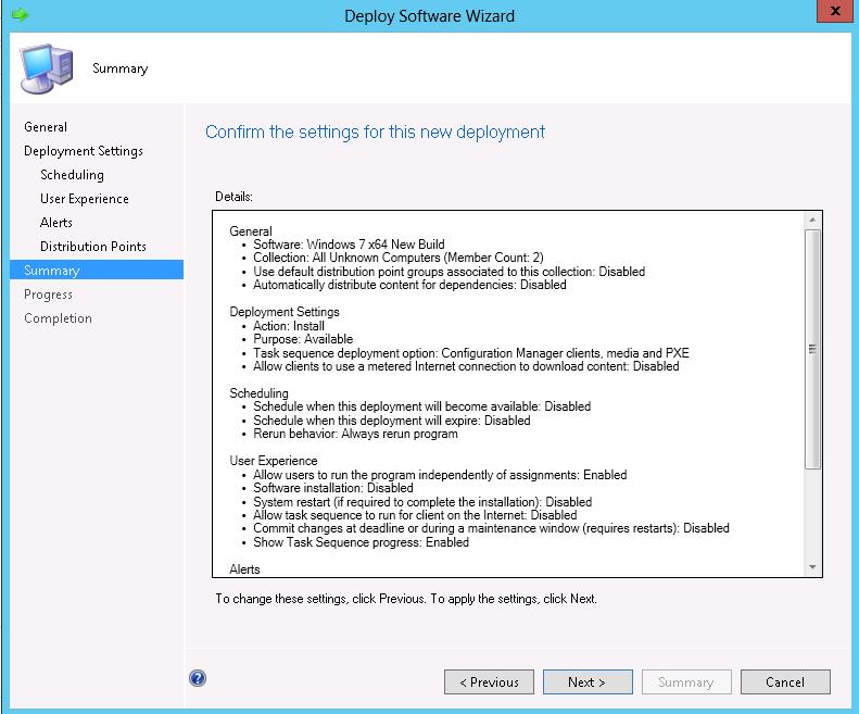 Gerry Hampson Device Management: ConfigMgr 2012 / SCCM 2012 SP1 Step