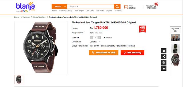Saya suka model jam tangan yang simple kayak gini. Tapi ini kan untuk  laki-laki afe97d45d5