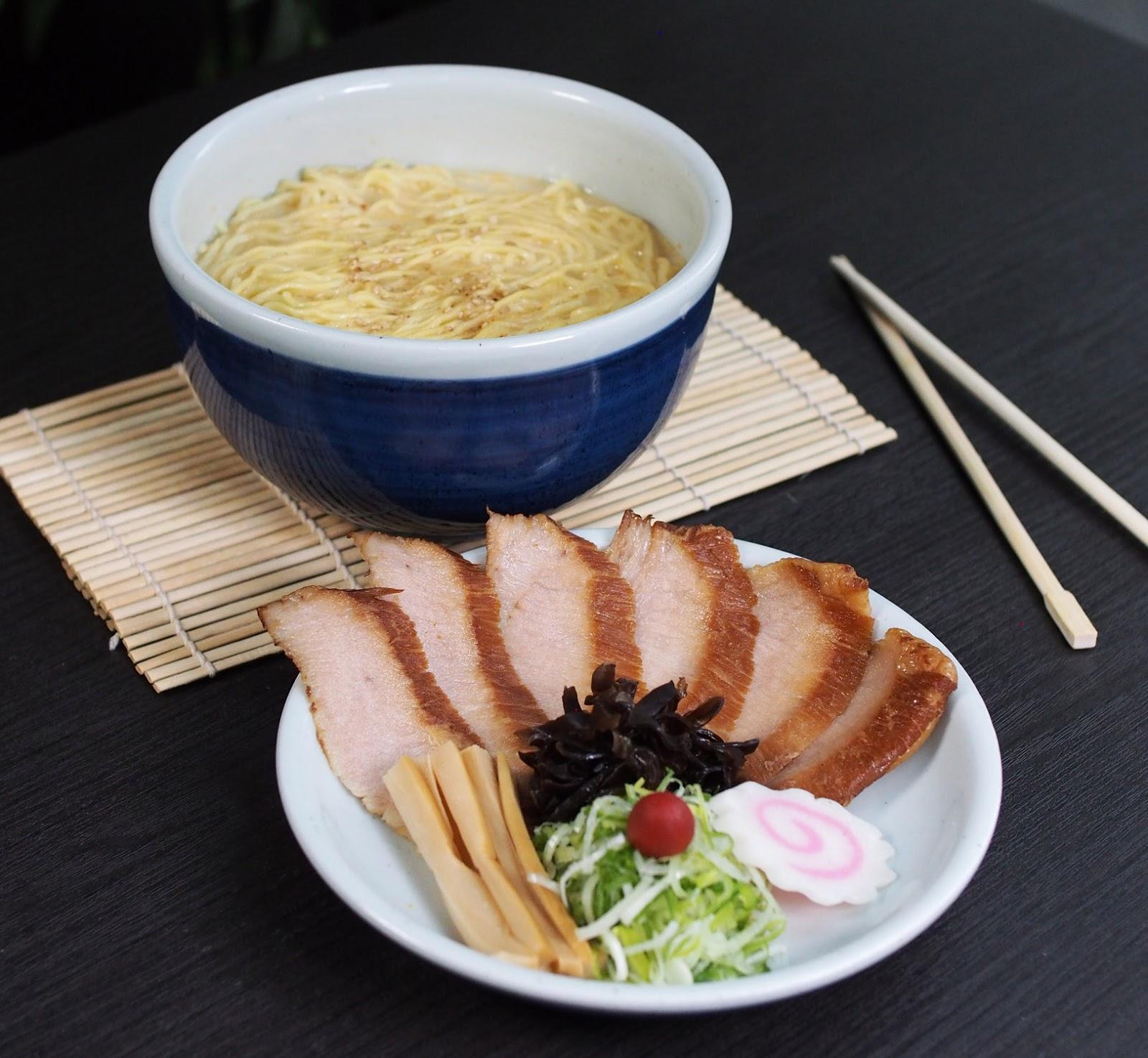 the food alphabet and more hokkaido ramen santouka brings. Black Bedroom Furniture Sets. Home Design Ideas