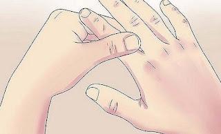 tips cara menyembuhkan penyakit dengan jari