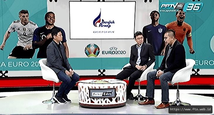 TV PPTV HD Liputan Piala Eropa UEFA 2020