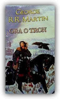 George R.R.Martin Gra o tron recenzja