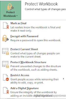 How To Protect Office Documents In Office 2013