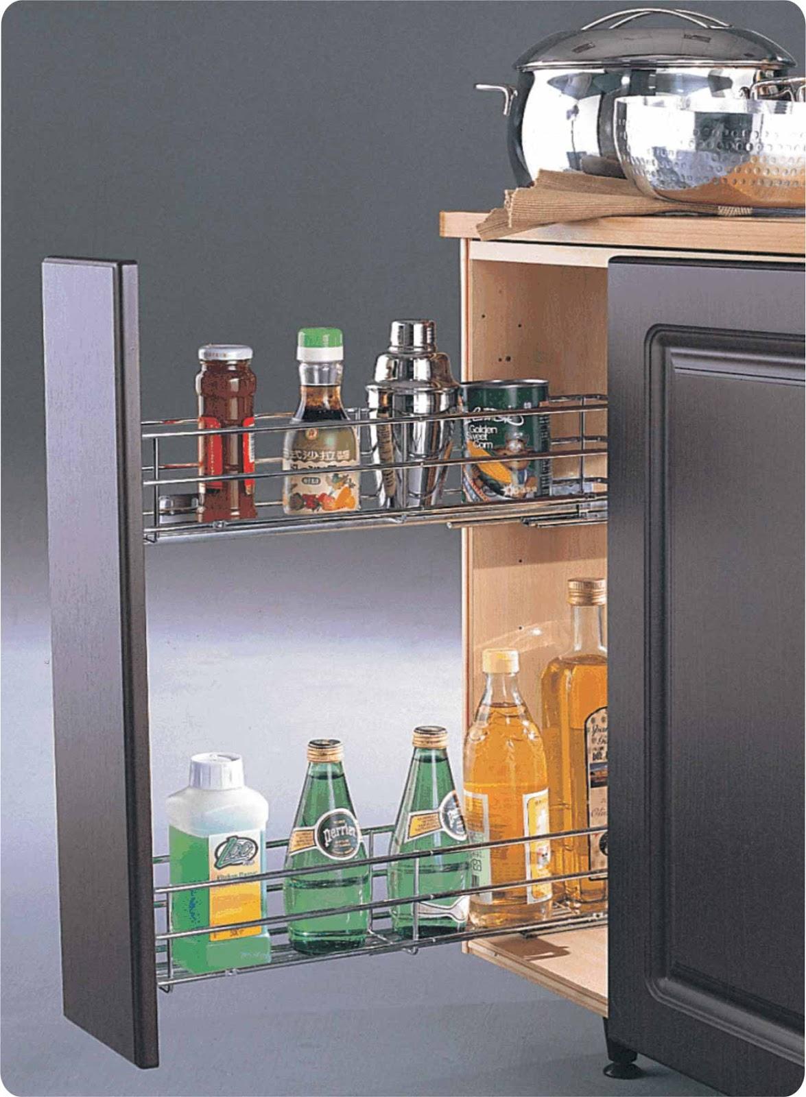 Cocina organizada - Aceite para muebles ...