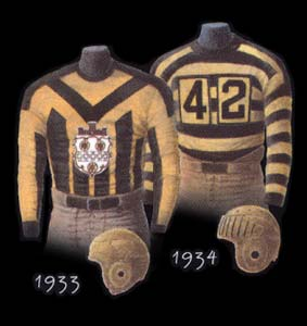 bd97055de74 The Gridiron Uniform Database  Steelers vs Gridiron Uniform Database ...