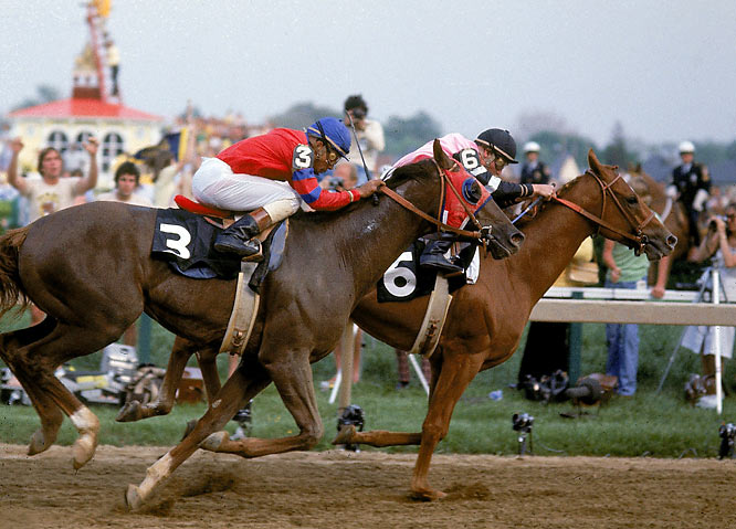 Keep Turning Left Affirmed Amp The Triple Crown