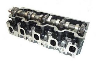 bagian mesin diesel yang bergerak