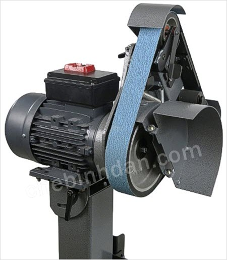 RadiusMaster-Belt-Grinding-Machine