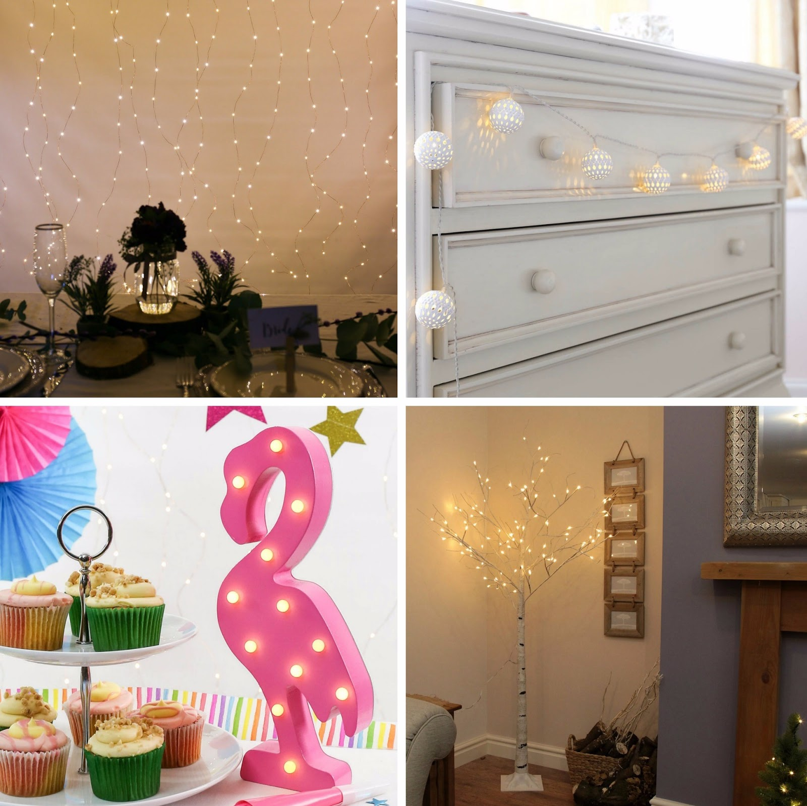 Formidable Joy | Formidable Joy Blog | Festive Lights | Home | The best lights for bloggers