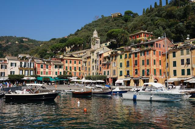 Le port de Portofino