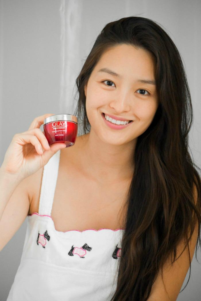 Olay's Regenerist Micro-Sculpting Cream