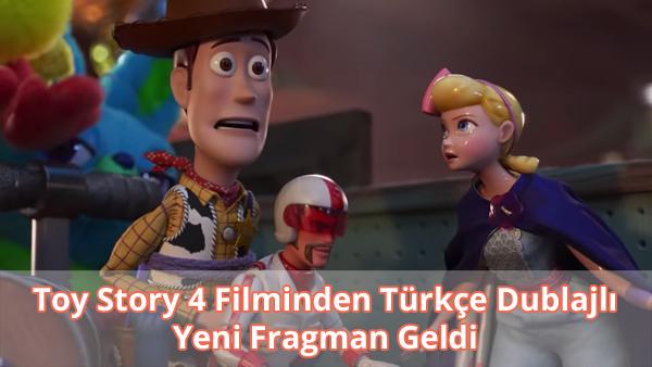 Oyuncak Hikayesi 4 (Toy Story 4) Türkçe Fragman İzle